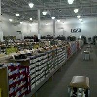 Photo taken at DSW Designer Shoe Warehouse by Eric H. on 3/21/2011