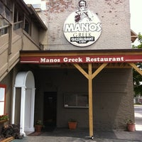 Photo taken at Manos by Bill S. on 6/15/2011