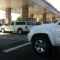 Photo taken at Costco Gasoline by Ash T. on 11/23/2011
