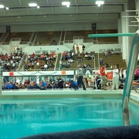 Photo taken at McCoy Natatorium by Alex S. on 11/18/2011