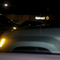 Photo taken at Walmart Supercenter by Bianca C. on 11/24/2011