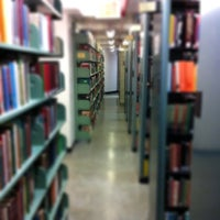Photo taken at Memorial Library by Arian on 10/5/2011