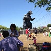 Photo taken at Godzilla by nikuto on 5/5/2012