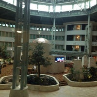 Photo taken at Hilton Austin Airport by Christina J. on 3/8/2012