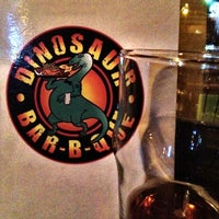 Photo taken at Dinosaur Bar-B-Que by Chris P. on 4/22/2012