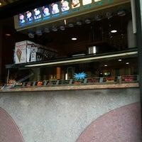 Photo taken at Eiscafé Soravia by Annika A. on 5/1/2012