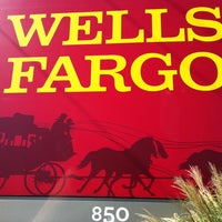 Photo taken at Wells Fargo by Greg C. on 9/10/2011