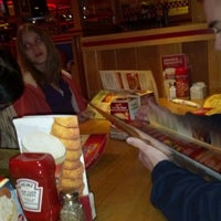 Photo taken at Red Robin Gourmet Burgers by Lee O. on 12/24/2011