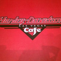 Photo taken at Harley-Davidson Cafe by Joshua M. on 10/2/2011