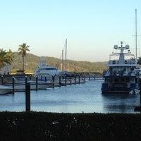 Photo taken at Marina by Bernardo J. on 12/15/2011