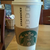 Photo taken at Starbucks by Sharon D. on 3/7/2012