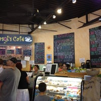 Photo taken at Mirasol's Cafe by Courtney B. on 9/2/2012