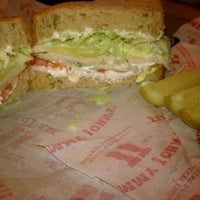 Photo taken at Jimmy John's by Star S. on 11/18/2011