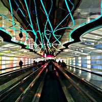 Photo taken at Terminal 1 by Andreas E. on 1/23/2012