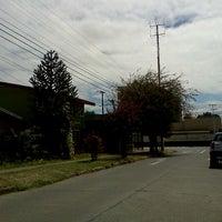 Photo taken at 18 De Septiembre by Kiara N. on 2/4/2012