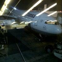 Das Foto wurde bei Lufthansa Flight LH 405 von Simon B. am 12/29/2011 aufgenommen