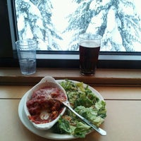 Photo taken at Foggy Goggle Bar & Grill (Stevens Pass) by Emery C. on 12/30/2011