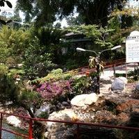 Photo taken at Sari Ater Hotel & Resort by ArtDuane on 8/28/2011