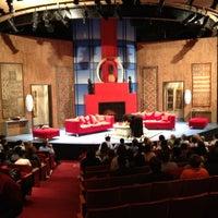 Photo taken at Kalita Humphreys Theater by Mo S. on 5/23/2012