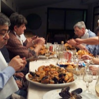 Photo taken at Ristorante Plinio by Sergio C. on 3/30/2012