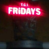 Photo taken at TGI Fridays by Anthony J. on 12/9/2011