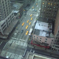 Photo taken at Residence Inn New York Manhattan/Times Square by Jose D. on 5/5/2011