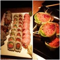 Photo taken at Ronin Sushi by Irene K. on 9/1/2012