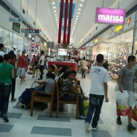 Photo taken at Mauá Plaza Shopping by Lucas M. on 12/22/2011