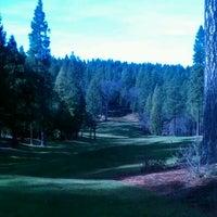 Photo taken at Apple Mountain Golf Resort by Eric N. on 1/28/2012