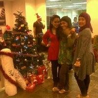 Photo taken at MCB Plaza by Nurul Akmar A. on 12/16/2011