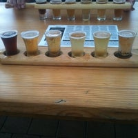 Photo taken at Bluetongue Brewery Cafe by Dean M. on 1/4/2011
