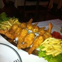 Photo taken at Restaurante e Pizzaria Senzala by Anne C. on 8/21/2011
