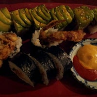 Photo taken at Sakana Sushi & Grill by Chris C. on 10/5/2011