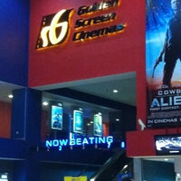 Photo taken at Golden Screen Cinemas (GSC) by Ahban K. on 8/20/2011