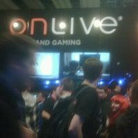 Photo taken at Eurogamer Expo by Oli J. on 9/23/2011