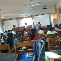 Photo taken at National Institute of Business Management by Lahiru N. on 11/8/2011