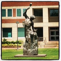 Photo taken at University of North Carolina at Charlotte by Clear Sky Images on 6/8/2012