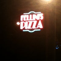 Photo taken at Fellini's Pizza by Blake F. on 8/2/2011