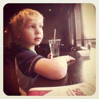 Photo taken at Mentobe Cafe by Ryan K. on 11/26/2011