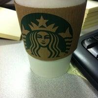 Photo taken at Starbucks by Danielle on 10/17/2011