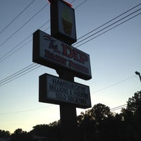 Photo taken at The Dip Dairy Freeze by Billi Jo S. on 8/20/2012