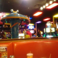 Photo taken at Peter Piper Pizza by Julia M. on 2/25/2012
