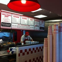 Photo taken at Five Guys by Dwight E. on 5/12/2012