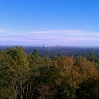 Photo taken at Blue Hill Observatory by Ted D. on 10/16/2011