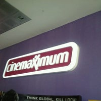 Photo taken at Cinemaximum by Onur A. on 8/7/2012
