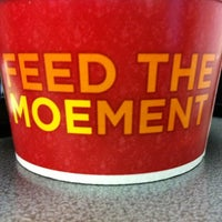 Photo taken at Moe's Southwest Grill by Elizabeth C. on 3/15/2012