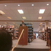 Photo taken at Barnes & Noble by Brian L. on 8/24/2011
