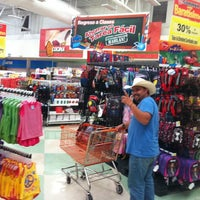 Photo taken at Soriana by Humberto A. on 7/24/2011