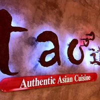 Photo taken at Tao Authentic Asian Cuisine 道 by Martyn T. on 6/26/2011