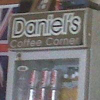 Photo taken at Daniel's Coffee Corner by Ilyas S. on 1/24/2012